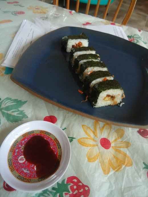 So Easy A Child Can Make Sushi