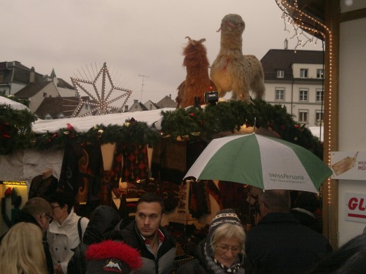 Basel Christmas Market, Switzerland