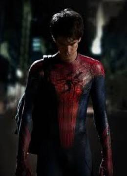 Andrew Garfield in The Amazing Spiderman