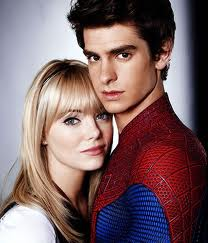 Promotional photo for The Amazing Spiderman