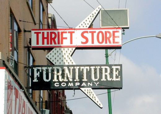 Knowing how to shop at a thrift store can save you time and aggravation while saving money.