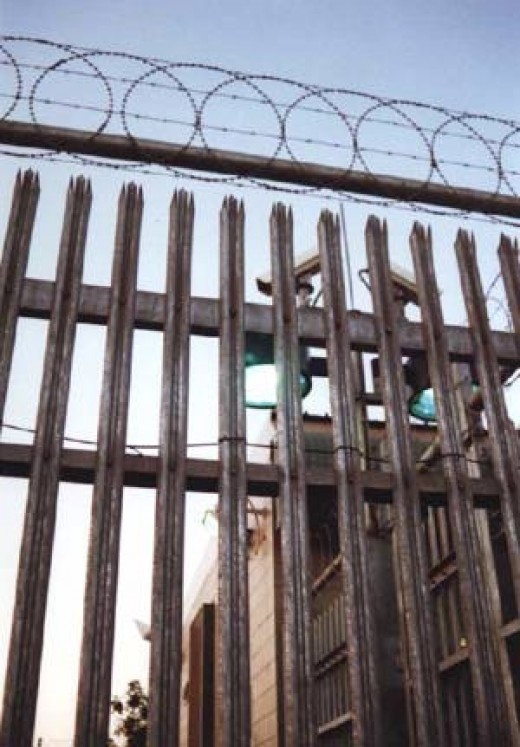 Asylum Seekers Detention Centre: shutting out or shutting in?