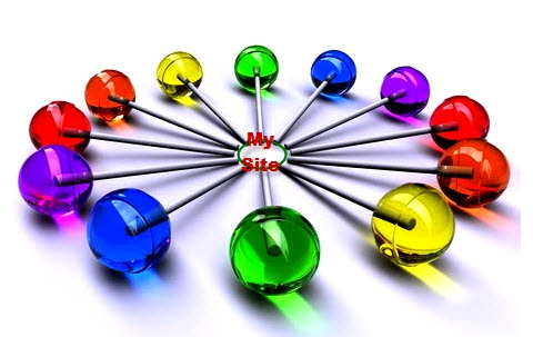 Good domain names help with linking as users remember and link to 'catchy' phrases