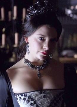 Natalie Dormer Playing Anne Boleyn in The Tudors
