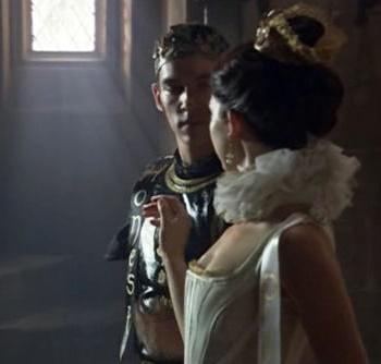 Anne Boleyn & King Henry VIII (The Tudors)