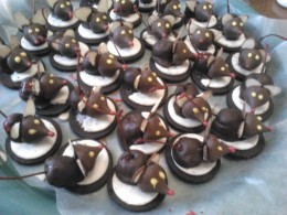 An infestation of yummy proportions!