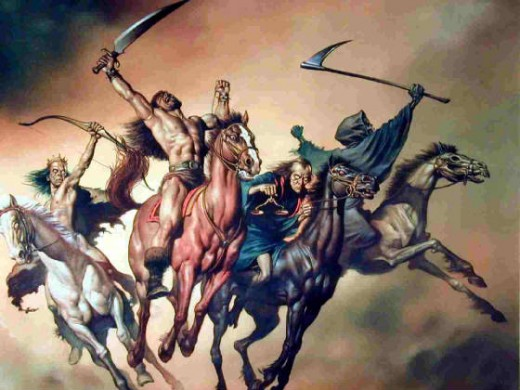The 4 Hedge Fund Horsemen