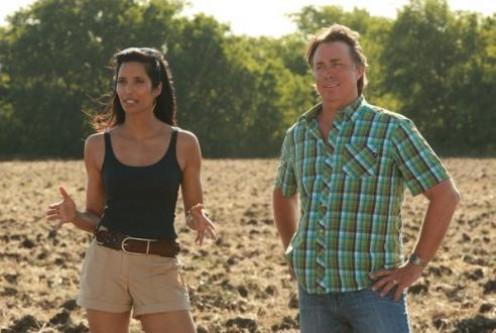 Padma and John Besh