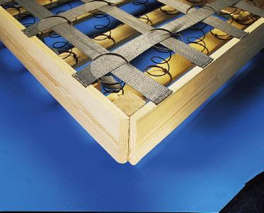 Firm edge divan top