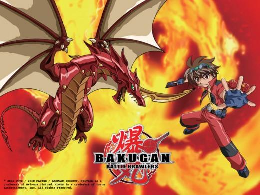 Bakugan Dan