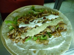 "Florence, Italy: KEBAB- The ""Adopted"" Italian Food"
