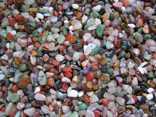 Gemstone Types - Precious, Semiprecious and Birthstones