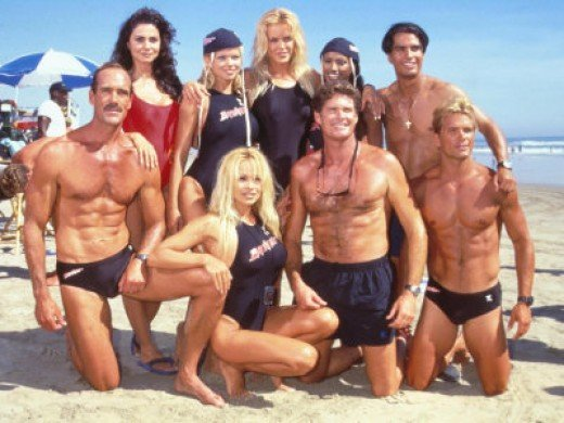 The Baywatch Team