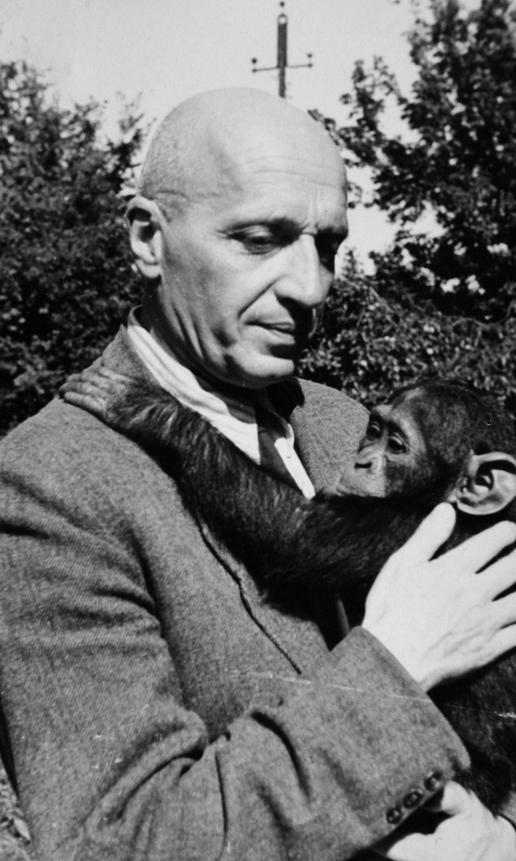 Jan Zabinski, zoologist and Righteous Among Nations