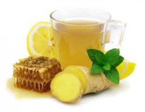 Benefits of Tasty, Tingly Ginger Tea