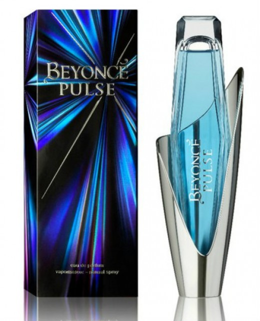 They say there's a message in every bottle of Beyonce's Pulse Fragrance