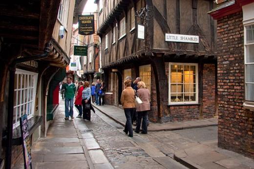 The Shambles York