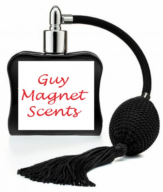 2012 Best Guy Magnets Scents for Her