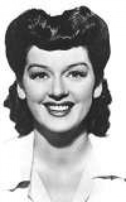 Great comic actress, Rosalind Russell