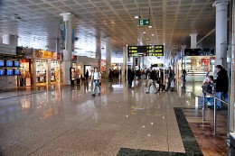El Prat or Barcelona International Airport
