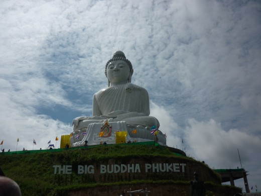 Another Buddha shot from Lumix Digital Camera