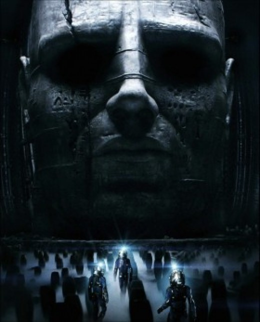 Prometheus one good horror movie 2012