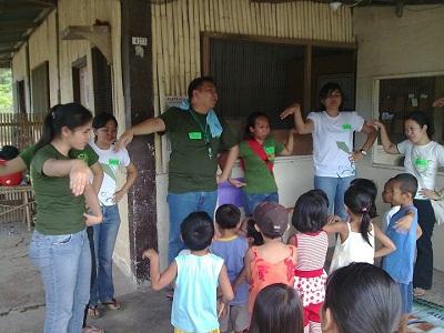 University of the City of Manila Philippines College of Nursing Community Immersion Program 2010 Ternate, Cavite, Philippines