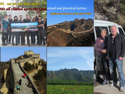 My client allways enjoy their tour to Great Wall of China .