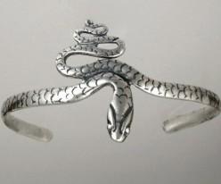 Arm Jewelry: Snake Bracelets