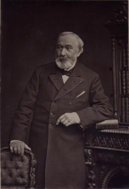 Architect Joseph Poelaert (1817-1879)