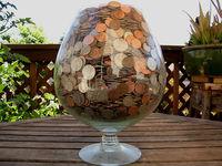 money saving tip - pennies add up