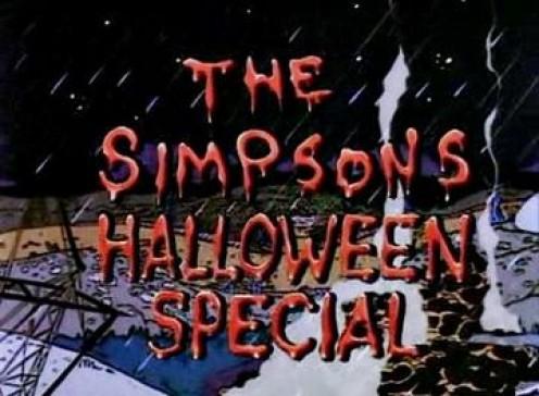 Especiales de Noche De Brujas Los Simpsons Todos!