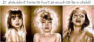 It shouldn't hurt so much to be a child