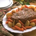 Basic Pot Roast - Roast Beef