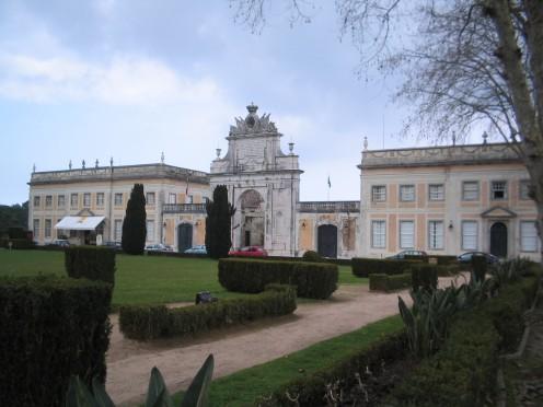Hotel Palace Seteais