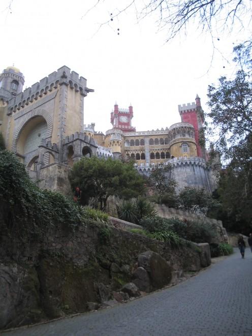 Pena's National Palace
