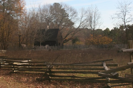 HSMC guests may tour nearby Godiah Spray Tobacco Plantation, where historic reenactors demonstrate family life in the 17th century.