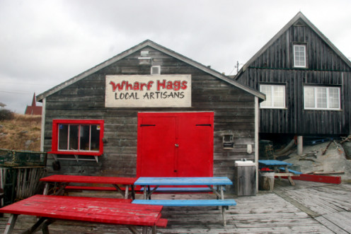 Wharf Hags