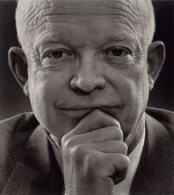 Was Eisenhower Right?