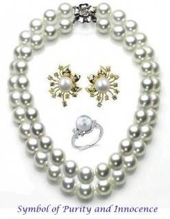 Pearl Jewelry - The Symbol of Beauty and Elegance