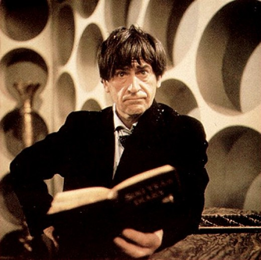 The Second Doctor Who