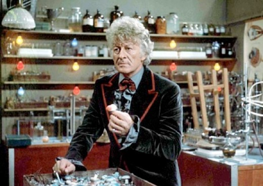 The Third Doctor Who