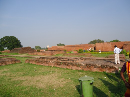 Another view of the site.