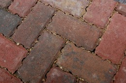 Permeable pavers, by thingermejig