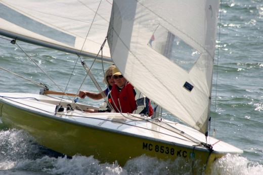 Flying Scot, Crescent Sail YC
