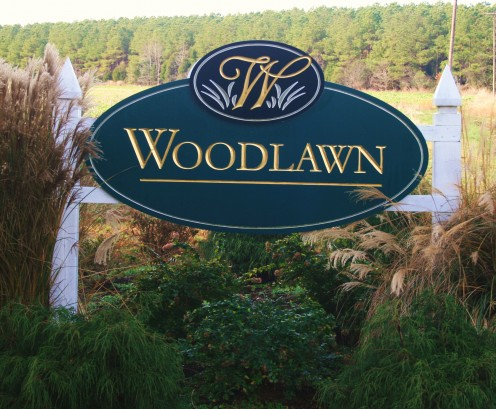 Turn into Woodlawn Lane to reach SLACK Winery, the southernmost stop on the Patuxent Wine Trail.