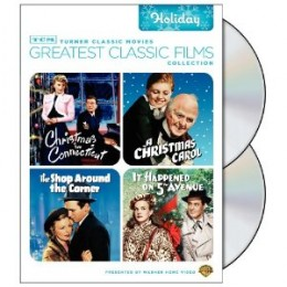 Collection of classic Christmas movies.