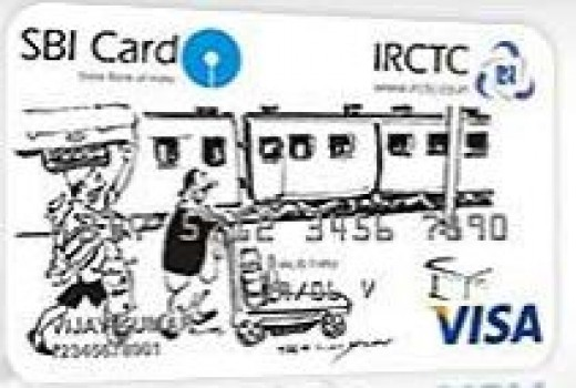 IRCTC Card or SBI Railway card
