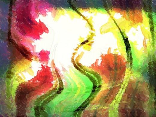 Distorsion de colores