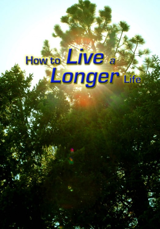 Live a Longer Life by adding these 5 Simple Activities to your day!